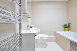 Wystrój łazienki o niewielkich rozmiarach