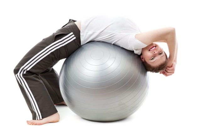 Piłka rehabilitacyjna