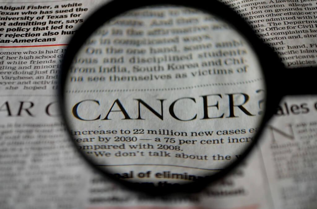 zachorowanie na raka