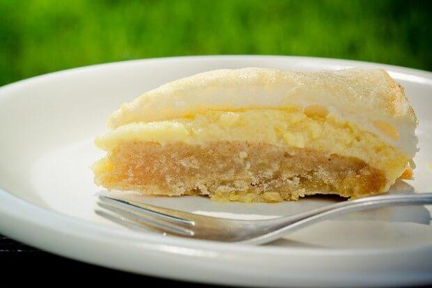 ciasto cytynowe