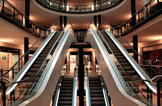 oświetlenie led schody
