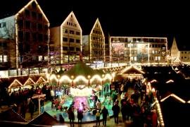 3 największe jarmarki bożonarodzeniowe w Polsce