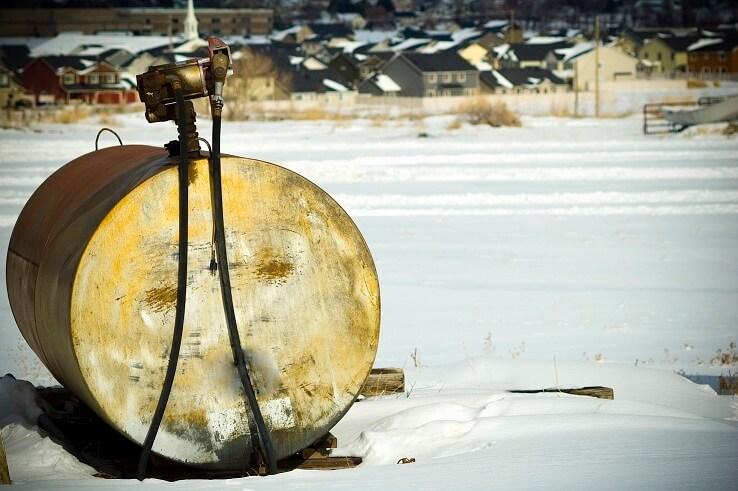 Typy zbiorników na olej opałowy