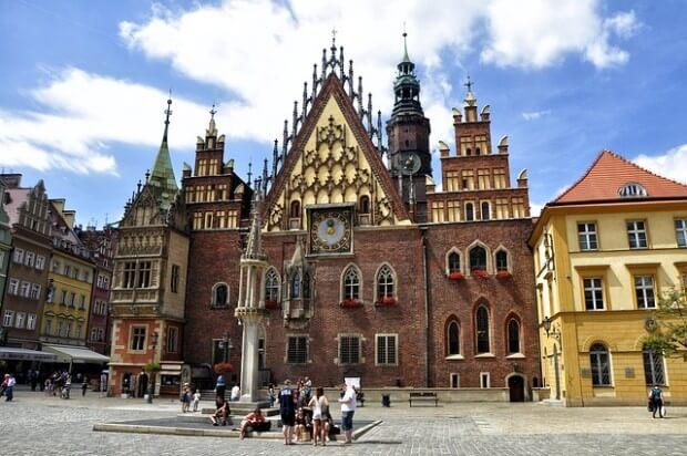 Architektura we Wrocławiu
