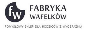 Logo fabrykawafelków.pl