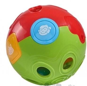 Interaktywna zabawka piłka