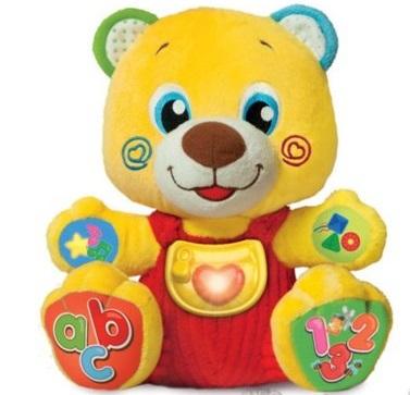 Zabawka interaktywna miś