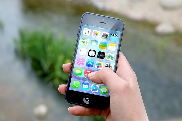 Aplikacje w telefonie