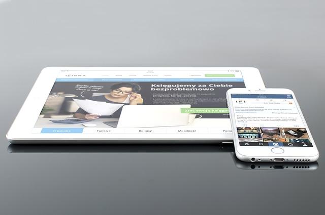 Telefon i tablet