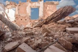 Dar dla Aleppo, czyli jak pomagają Polacy miastu Aleppo, zniszczonemu działaniami wojennymi
