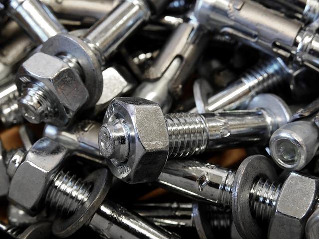 metalowe kotwy mechaniczne