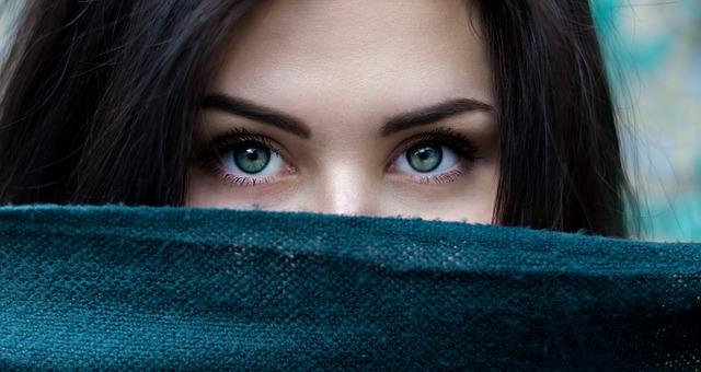 Oczy kobiety