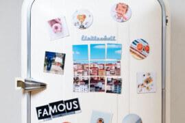 Magnesy na lodówkę to popularne gadżety reklamowe, jakie są ich rodzaje?